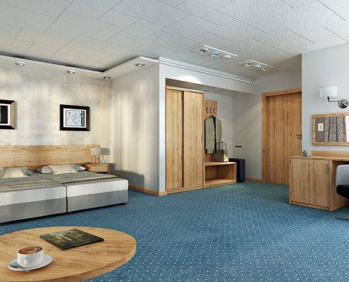 Pokój hotelowy costa bravo