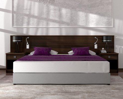 łóżko hotelowe Orkus