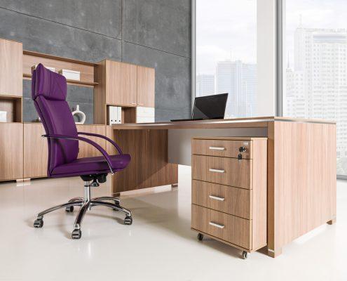 biurko-drewniane
