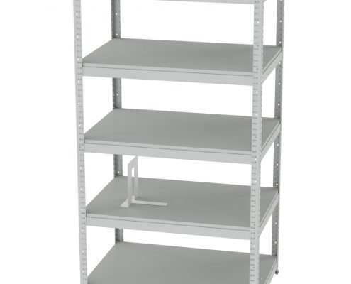 półka metalowa